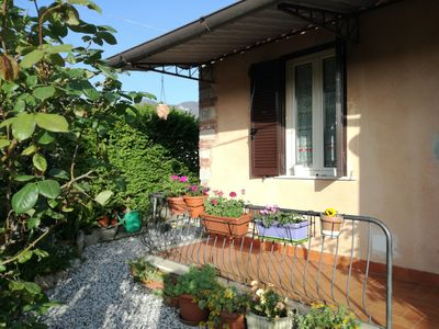 Photo for Lovely farmhouse surrounded by the green countryside of Versilia