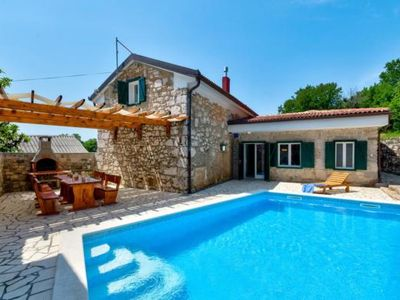 Photo for Holiday house Bribir for 6 - 11 persons with 5 bedrooms - Holiday house