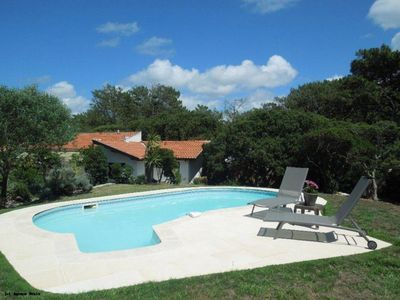 Photo for Villa for rent in Seignosse for 6 people