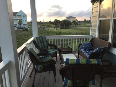 Photo for Galveston House w/ Private Beach Access & 2 Decks!