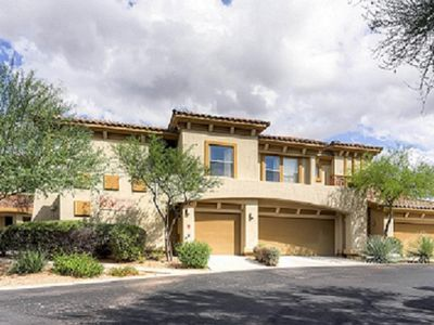 Photo for Spectacular  Grayhawk condo with a view,  remodeled & close to TPC & West World