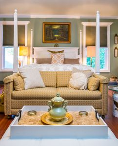 Photo for Serene Green Luxury Retreat - Downtown Hot Springs