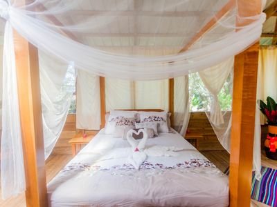 Photo for Romantic Getaway In The Maya Mountain Rainforest!