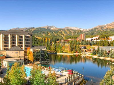 Photo for Steps from Main Street - Outdoor Pool, Hot Tub, Hiking Trails