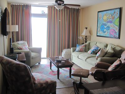 Photo for 3 BR priced as a 2 BR -   3 Bedroom 3 Bath Oceanfront Condo w/ 2 Master Bedrooms