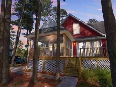 Photo for Whispering Pines - Your private getaway on Chincoteague Island