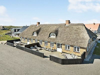 Photo for Massive Holiday Home in Ulfborg with Private Whirlpool