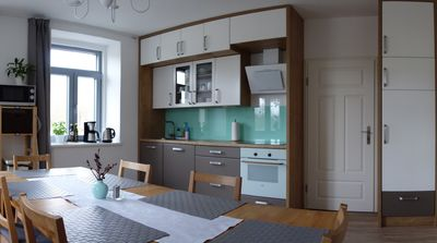 Photo for Spacious apartment for 6 people with 3 bedrooms, children welcome