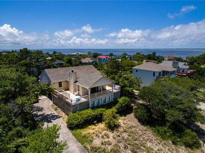 Photo for Best 'LiL' Shorehouse in Duck: 4 BR / 3 BA house in Duck, Sleeps 8