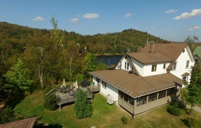 Photo for An enchanting place in the heart of the Laurentians Villa # 3