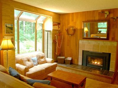 Photo for Apartment 84SW Large Condo with a Sauna  in Mt. Baker/ Glacier, Washington - 8 persons, 3 bedrooms