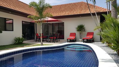 Photo for 2BR Villa Vacation Rental in Jomtien