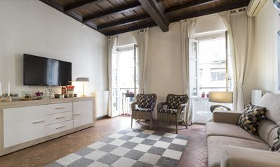 Photo for Ancient Nest, a luxury one-bedroom apartment in the center of Milan