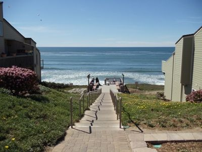 Ocean Paradise - Exclusive Seabluffe Townhome - 3BR/2BA - 100 Yds To Beach