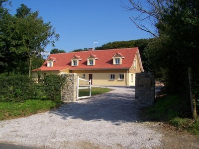 Photo for Self catering Le Paradis des Hirondelles for 8 people