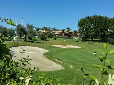 Photo for Beautiful apartment at the heart Los Arqueros Golf fully equipped near Marbella