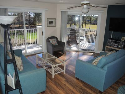 Photo for Full Kitchen, 2 Bedrooms, 2 Bathrooms, Golf Resort, Close to Beach in Calabash, NC(509)