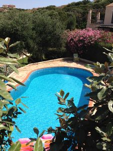 Photo for Maison du Soleil villa with pool and garden in north Sardinia