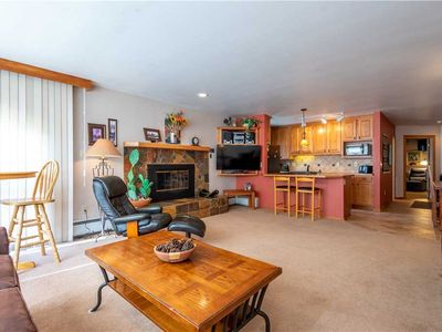 Photo for Ski-in/Out condo, huge living room, best views. Complimentary WiFi, & parking.