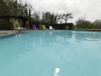 Photo for Dream Holidays in the South West of France, land of Eleanor of aquitaine