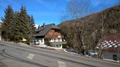 Photo for Apartment in front of the ski facilities and 5 minutes drive from the spa of Bad Kk