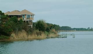 Photo for Bethany Beach - Family house overlooking 90 acre Salt Pond