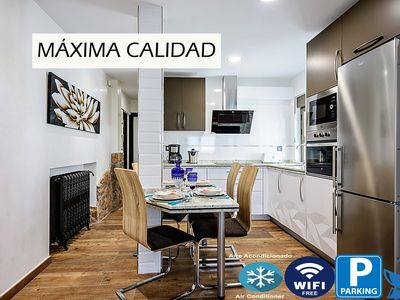 Photo for Holiday Rental Salamanca 4pax WIFI and PARKING / OFFERS end of season