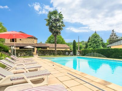 Photo for Vintage Home in Siorac-en-Périgord with Pool