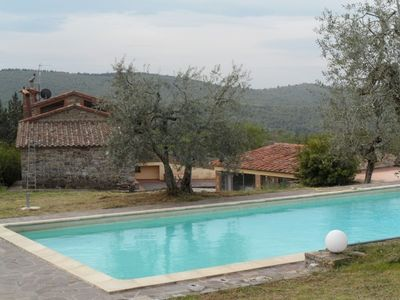 Photo for 1BR Villa Vacation Rental in Montegabbione, Umbria