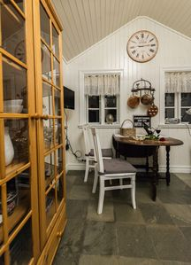 Photo for Romantic cottage for two persons by the ocean