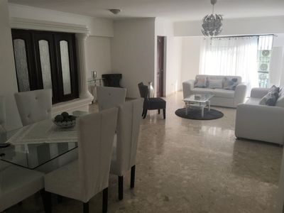 Photo for Stunning apartment with Private Elevator access in best area in Santo Domingo