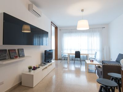 Photo for Apartment near the Vatican - with Metro 400 meters