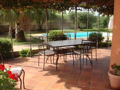 Photo for For rent: Villa with private pool and large garden at Memphis / Lido Fiori (Sicily)