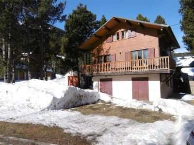 Photo for Chalet Les Angles (66210 Pyrénées-Orientales), 4 bedrooms, 10 persons