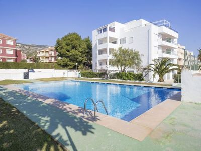 Photo for 3 bedroom Apartment, sleeps 6 in Alcossebre with Pool