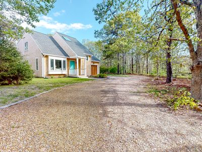 Photo for NEW LISTING! Modern, stylish home w/ large yard, outdoor patio & great location!