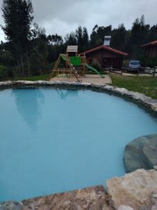 Photo for Nice house with pool access and Wifi