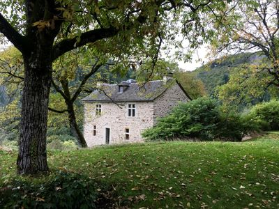 Photo for Beautiful 18th century house for rent in private hamlet with heated pool