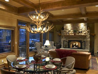 Photo for Luxury 2 Bedroom Penthouse Steps from Vail Mountain