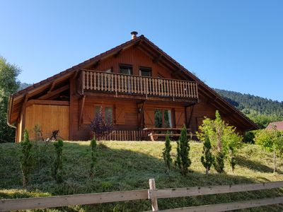 Photo for CHALET ANY COMFORT OF VOSGES OF 80 m²