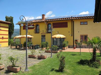 Photo for Apartment Villa Monnalisa (PSO153) in Pian di Scò - 6 persons, 2 bedrooms