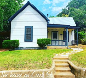 Photo for Historic 1920's S. Creek St House 3B/1B Walk to Main St DESIRABLE AREA NIGHTLIFE