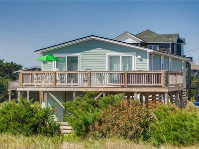 Photo for Beach Right at Your Door! Oceanfront w/ Hot Tub, Netflix, Dog Run, Pier Passes