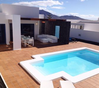 Photo for Villa Aroa with private heated pool, air conditioning, etc ...