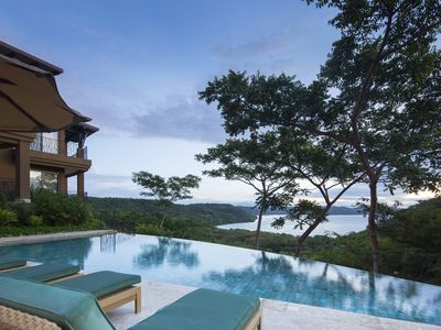 Photo for Tranquil Ocean Views, Private Beach Club, Concierge to handle everything