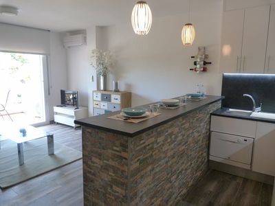 Photo for Modern Apart. 2 bedrooms with large pool in Empuriabrava