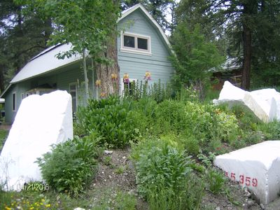 Colorado Rocky Mountain High - Home of the Famous Yule Marble Quarry