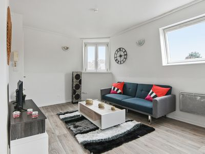 Photo for Nice and modern flat between Lille and Roubaix, in Croix - Welkeys