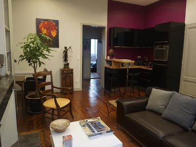 Photo for 2BR Apartment Vacation Rental in Bordeaux