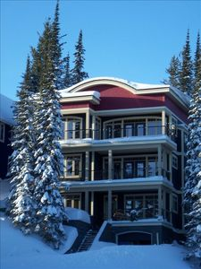Photo for Executive Home -  Sleeps 8 Silver Star Ski Resort